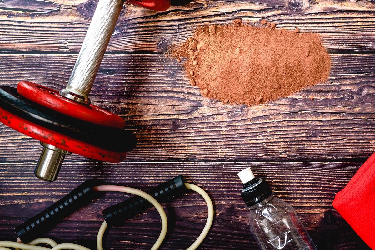 Je mnoho druhů proteinů, například mezi hodně oblíbený patří kakaový protein