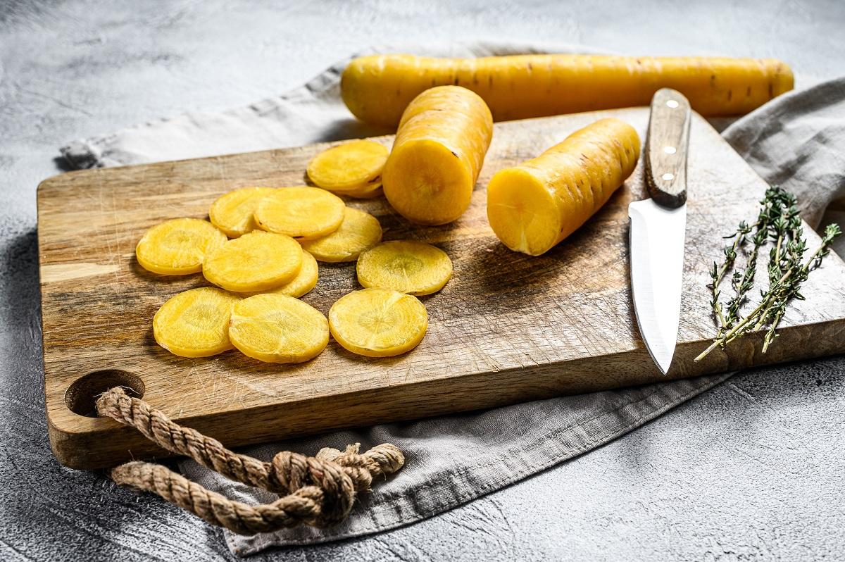 Vitamín A se ukrývá především ve žlutooranžovém ovoci a zelenině
