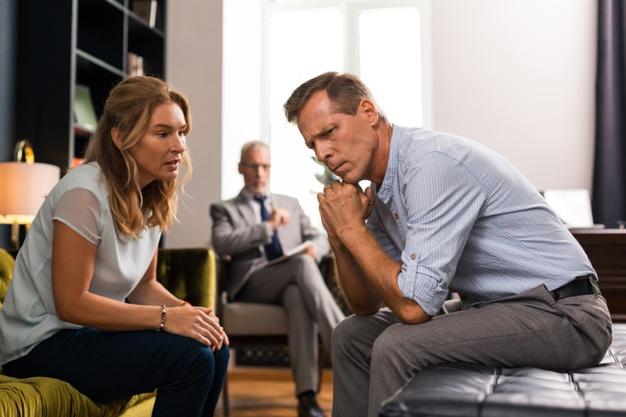 Krize ve vztahu je možné řešit i s odborníkem.