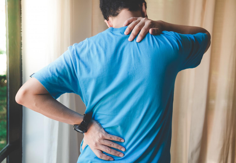 Bolesti za krkem jsou nepříjemné