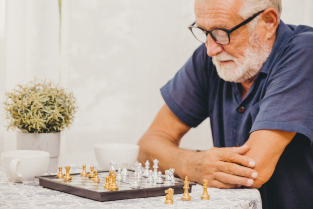 Mentální trénink je nezbytný pro aktivní stáří