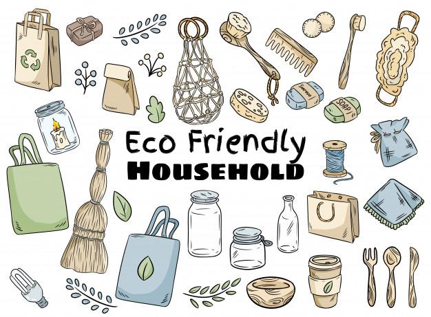 Život bez odpadků je v souladu s ekologií.