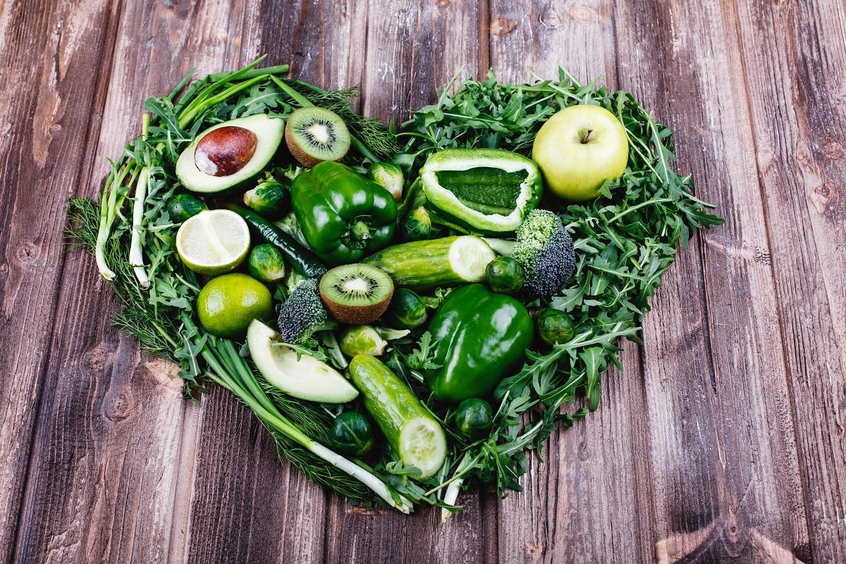 Čerstvé a kvalitní potraviny jsou pro jarní očistu nezbytné