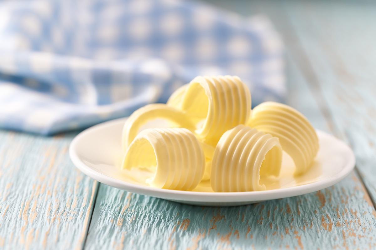 Butyrát se ukrývá například v másle