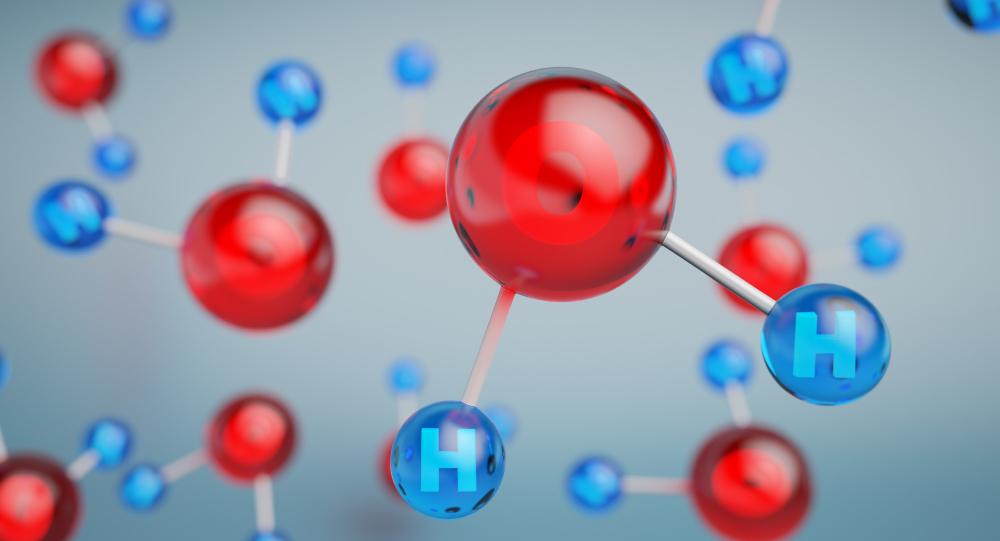 Molekuly vody