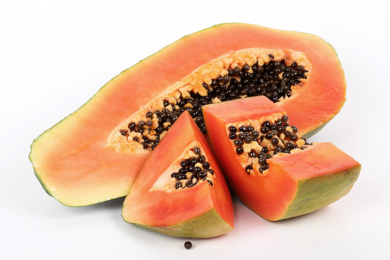 Papája je značně prospěšné ovoce